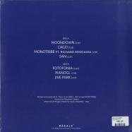 Back View : XXXV Gold Fingers - THE EARLY TAPES - Rakale / RAK002
