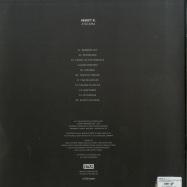 Back View : Insect O. - ATACAMA (2X12INCH GATEFOLD / BLUE WHITE MARBELED VINYL) - Etui Records / ETUILP001_ltd