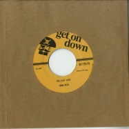 Back View : The Jamaicans - BA BA BOOM / TWILIGHT ZONE (7 INCH) - Get On Down / GET 775-7
