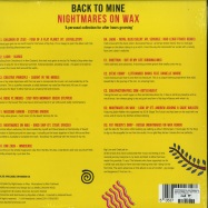 Back View : Nightmares On Wax Presents - BACK TO MINE (LTD 180G 2LP) - Back To Mine / BTMLP001