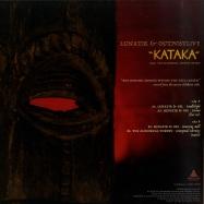 Back View : Lunatik & Outpostlive - KATAKA - Absolute Records / ABSLTD003