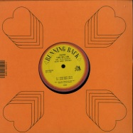 Back View : Feater ft. Vilja Larjos - TIME MILLION (BLOOD SHANTI VERSIONS) (10 INCH) - Runnning Back / RBFEATERDUB1