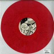 Back View : DJ T-1000 - I TOLD EM I WAS FROM DETROIT (RED MARBLED VINYL) - Suspected / SUSLTD018