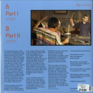 Back View : Dominic Murcott ft. Arx Duo - THE HARMONIC CANON - Nonclassical Records / nonclss029