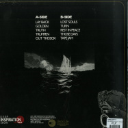 Back View : Roberto Bronco - LOST SOULS - Deep Inspiration Show Records / DISRWAXLP01