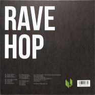 Back View : Luke Vibert - LUKE VIBERT PRESENTS RAVE HOP (2LP) - Hypercolour / HYPELP017