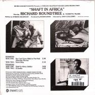 Back View : Johnny Pate - SHAFT IN AFRICA (2X7 INCH) - Dynamite Cuts / DYNAM7074/75