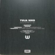 Back View : Yulia Niko - MANIFESTO EP - Watergate Records / WGVINYL74