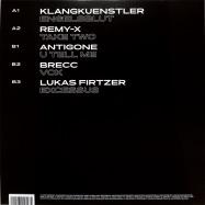 Back View : Various Artists - EXHALE VA001 (PART 2) - EXHALE / EXH001B