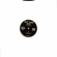 Back View : DJ Fett Burger - UFO XI - SEX TAGS UFO / UFO 11
