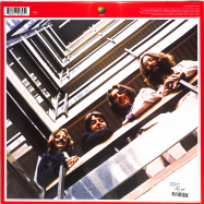 Back View : The Beatles - 1962-1966 (180G 2LP) - Universal / 4704845
