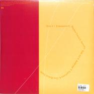 Back View : Kamron Saniee - EUPHORIC STUDIES (LP) - SVS Records / SVS017