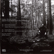 Back View : Under Black Helmet - LOOSE SOMETHING TO GAIN EVERYTHING - HEX Recordings / HEXRecordings006