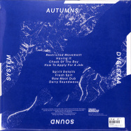 Back View : Autumns - DYSLEXIA SOUND SYSTEM (LP) - Touch Sensitive / TSR021LP / 00144713