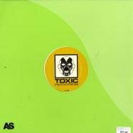 Back View : Delta vs DJ Dex - HEART DESIRE / MINUTE SOUP - Toxic / T1028