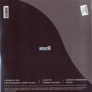 NO BOUNDARIES (3x12inch)