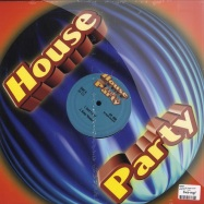 Back View : Brandy - I WANNA BE DOWN / BABY - House Party / hp080