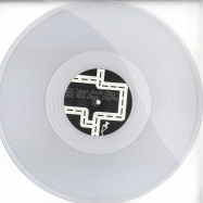 Back View : Cabin Fever (Negru & Boola) - CABIN FEVER TRAX VOL 11 (Clear Vinyl) - Rekids / RKDS012