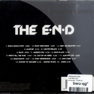 Back View : The Black Eyed - THE END (CD) - Interscope / 2708142