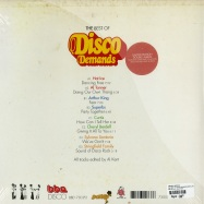 Back View : Various Artists - THE BEST OF DISCO DEMANDS (BY AL KENT) VOL.2 - BBE Records / bbe173clp2
