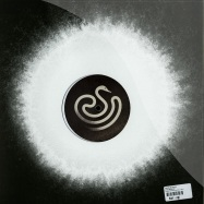 Back View : Voices Of Black - ATOM BOMB EP (WHITE VINYL) - Double Standard Records / DS11