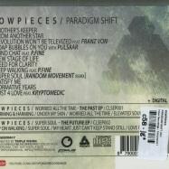 Back View : Rowpieces - PARADIGM SHIFT (CD) - Fokuz Recordings / FOKUZCD017