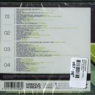 Back View : Various Artist - SERIOUS BEATS 82 (4XCD) - News / 541464cd