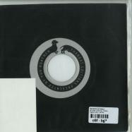 Back View : Megadon Betamax - HE CANT LOVE YA (7 INCH) - Tugboat Edits / TBE702