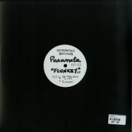Back View : Parassela (a.k.a. Blawan and The Analogue Cops) - FLUNKEY EP - Restoration / RST022