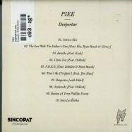 Back View : Piek - DESPERTAR (CD) - Sincopat / SYNCLP03CD