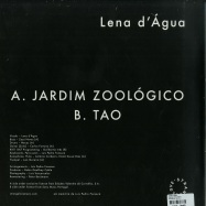 Back View : Lena D Agua - JARDIM ZOOLOGICO - Strangelove / SL101-2