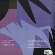 Back View : Luciano - QUARION EP (180G / VINYL ONLY / FELIPE VENEGAS RMX) - Drumma Records / Drumma019
