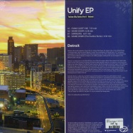 Back View : Scan 7 - UNIFY EP (TECHNO CITY SERIES PART 1 / DETROIT) - Solar One Music / SOM047