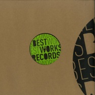 Back View : Between Ourselves - RED MIST EP - Best Works Records / BWR023