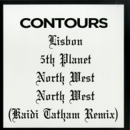 Back View : Contours - NORTH WEST EP (KAIDI TATHAM REMIX) - Shall Not Fade / SNF031