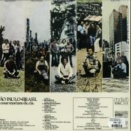 Back View : Cesar Mariano & Cia - SAO PAULO: BRASIL (LP) - Mr. Bongo / MRBLP 183 / W96761