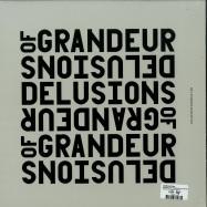 Back View : Cosmonection - MENORCA EP (SESSION VICTIM REMIX) - Delusions Of Grandeur / DOG70