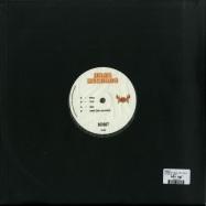 Back View : Bernat - TUNDRA EP (180G / VINYL ONLY) - Krab Records / KRB001