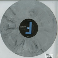 Back View : Fragmentor - A MAN LOST IN TIME (VINYL ONLY / GREY MARBLED VINYL) - Quartz Rec / QRZ038