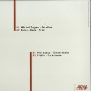 Back View : Michel Degen, Seren:dipia, Pra Jescu, Fictiv - SANGUINA 002 - VARIOUS ARTISTS - Sanguina Records / SNG002