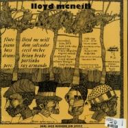 Back View : Lloyd McNeill - TREASURES (LP + MP3) - Soul Jazz / SJRLP427 / 05175691