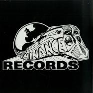 Back View : Hartkor Kinkxz / 808 Mafia - WERWOLF IM SCHAFSPELZ / 808 MAFIA AM ABZUG - Dominance Records / DR-001