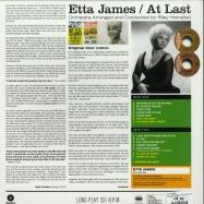 Back View : Etta James - AT LAST! (LTD. 180G VINYL) - Waxtime / 012771824