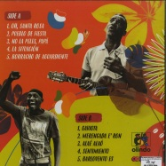 Back View : Betsayda Machado & La Parranda El Clavo - LOE LOA - RURAL RECORDINGS UNDER THE MANGO TREE (LP) - Olindo / ORLP003