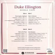 Back View : Duke Ellington - THE ESSENTIAL WORKS 1928-1962 (2LP) - Masters Of Jazz / MOJ103