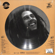 Back View : Bob Marley - VINYLART - THE PREMIUM PICTURE DISC COLLECTION (PIC LP) - Wagram / 05195121