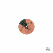 Back View : Chez Damier - I NEVER KNEW LOVE (MK / CARL CRAIG REMIXES) (CLEAR VINYL REPRESS) - KMS Records / KMS048CLEAR