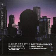 Back View : Hdv - A SINNER IN THE CITY - Rakya Records / ZORA006
