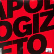 Back View : Chris Korda - APOLOGIZE TO THE FUTURE (LP) - Perlon / Perlon126LP