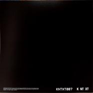 Back View : Charlotte de Witte - RAVE ON TIME EP - KNTXT / KNTXT007
